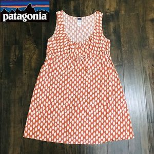 Patagonia Organic Brushed Rosehip Summertime Dress